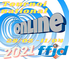 Tournoi national Online de Jeu de Dames
